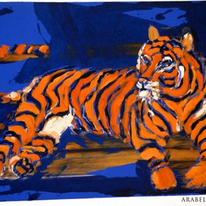 Tiger No: 4 Sold £150.00
