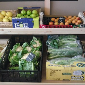 A wide range of fruit and vegetables await you at Wilson and Sons in Overton, Hampshire