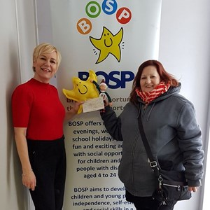 BOSP Brighter Opportunities through Supported Play Community Fundraising News