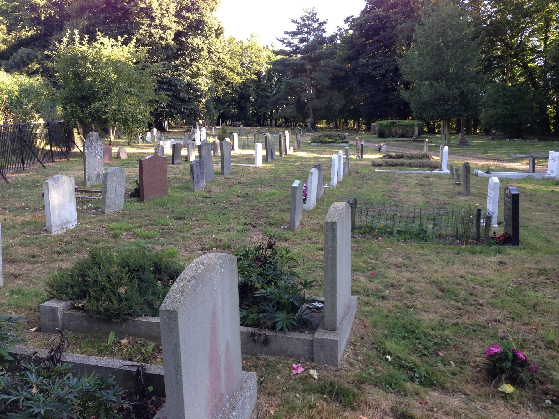 Cemetery, Wittersham Parish Council