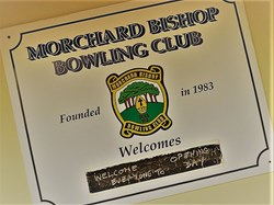 Morchard Bishop Bowling Club Gallery