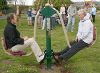 Outdoor Gym, Little Wenlock Parish Council