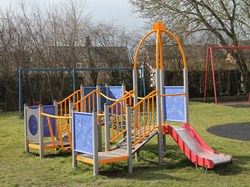 Fleckney Sports Centre Play Area