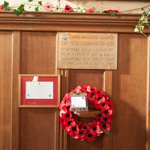 The Plough  Remembrance Day 11 November 2018