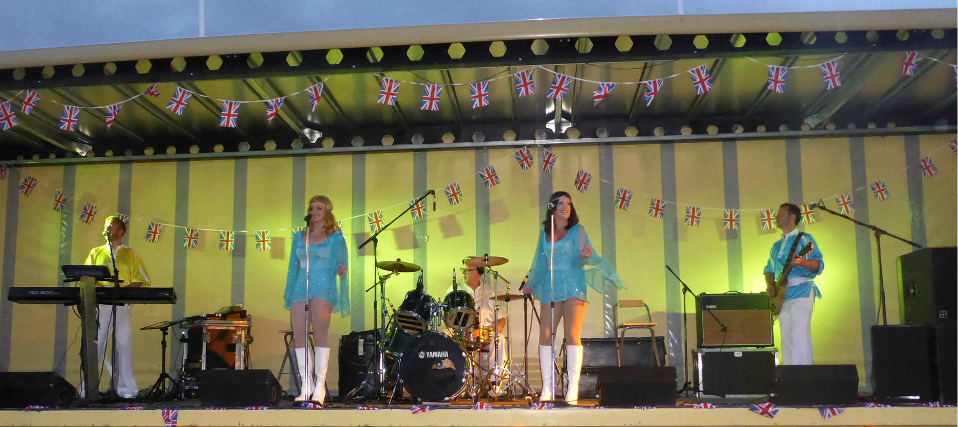 Bourton-on-the-Water Parish Council Abba Concert