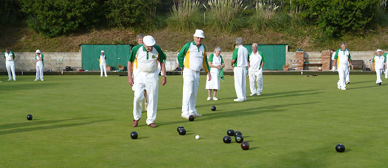 Loudwater Bowls Club Contact Us