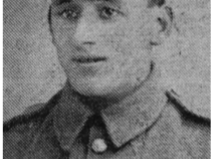 Pte Harold Millns died of wounds Napsbury Hospital Dec 14th 1916 aged 20