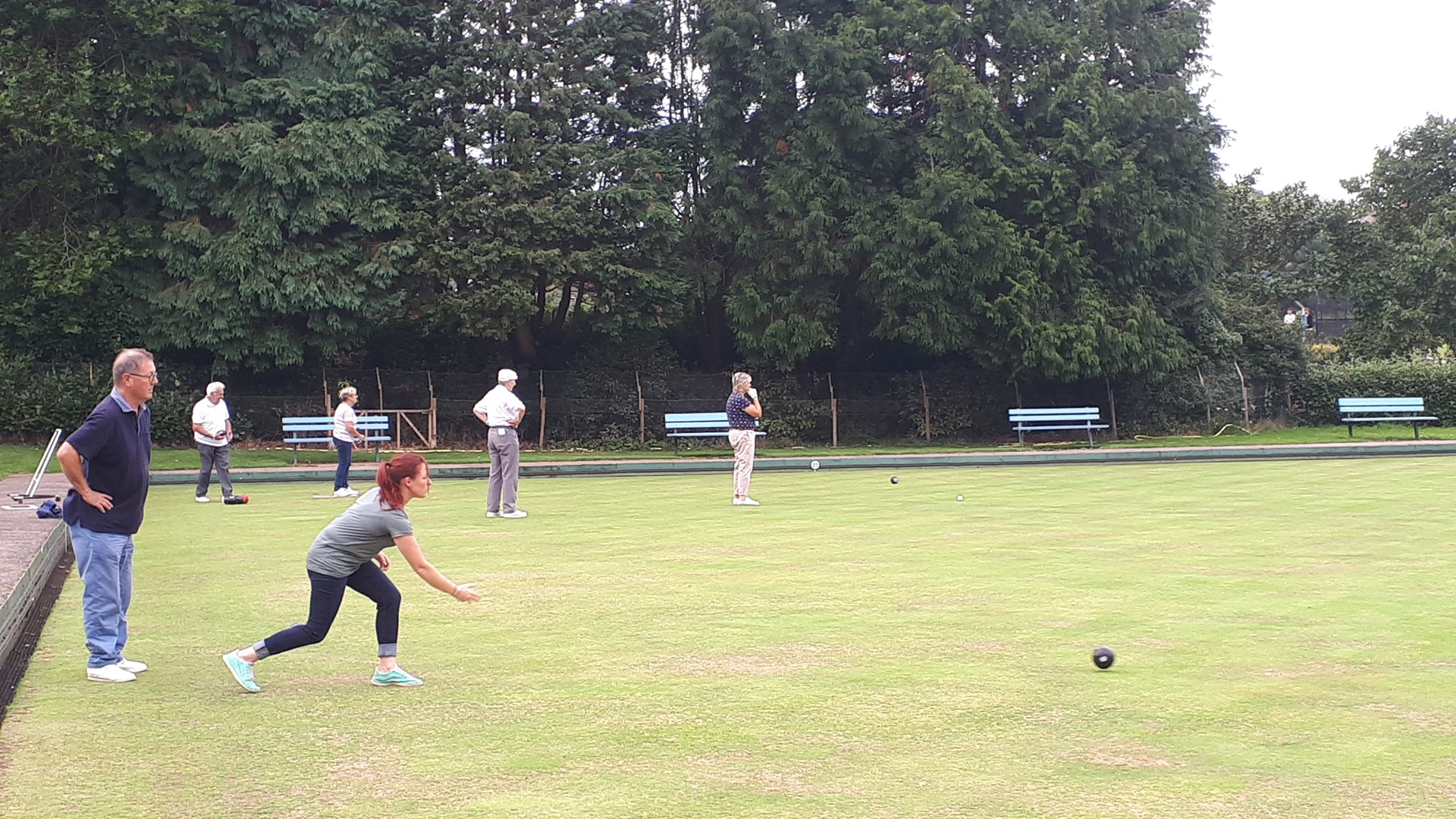 We are already gearing up for the new season which opens on Saturday 25th April. Prior to that, we will be holding Open Days for anyone who wants to give bowls a try. The Open Days are on Saturday 18th April,  Sunday 19th April and Wednesday 22nd April