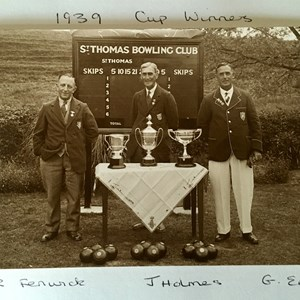 Competition winners 1939