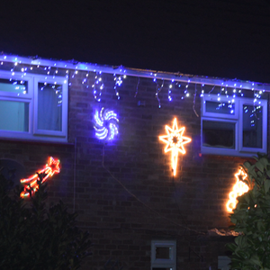 Bleasby Community Website Christmas Lights 2020