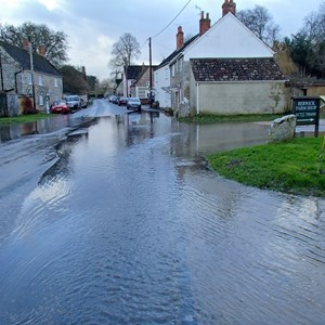 Berwick St James Parish Floods of 2014