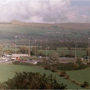 Old Anderton Services, M61 Northbound