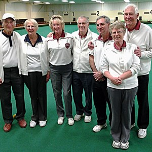 Milford fours and triples winners at Warners Lakeside on the 21st March 2016