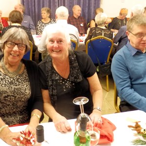 connaughtbowlsclub Christmas Dinner 2016