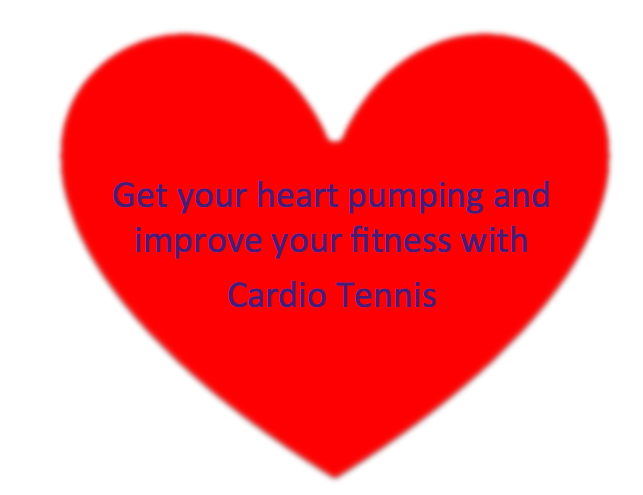 Cardio Tennis at Alton Tennis Club