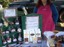 Stallholders and Produce, Tring Farmers Market