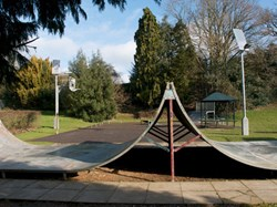 Bishopstoke Parish Council Play Area Gallery