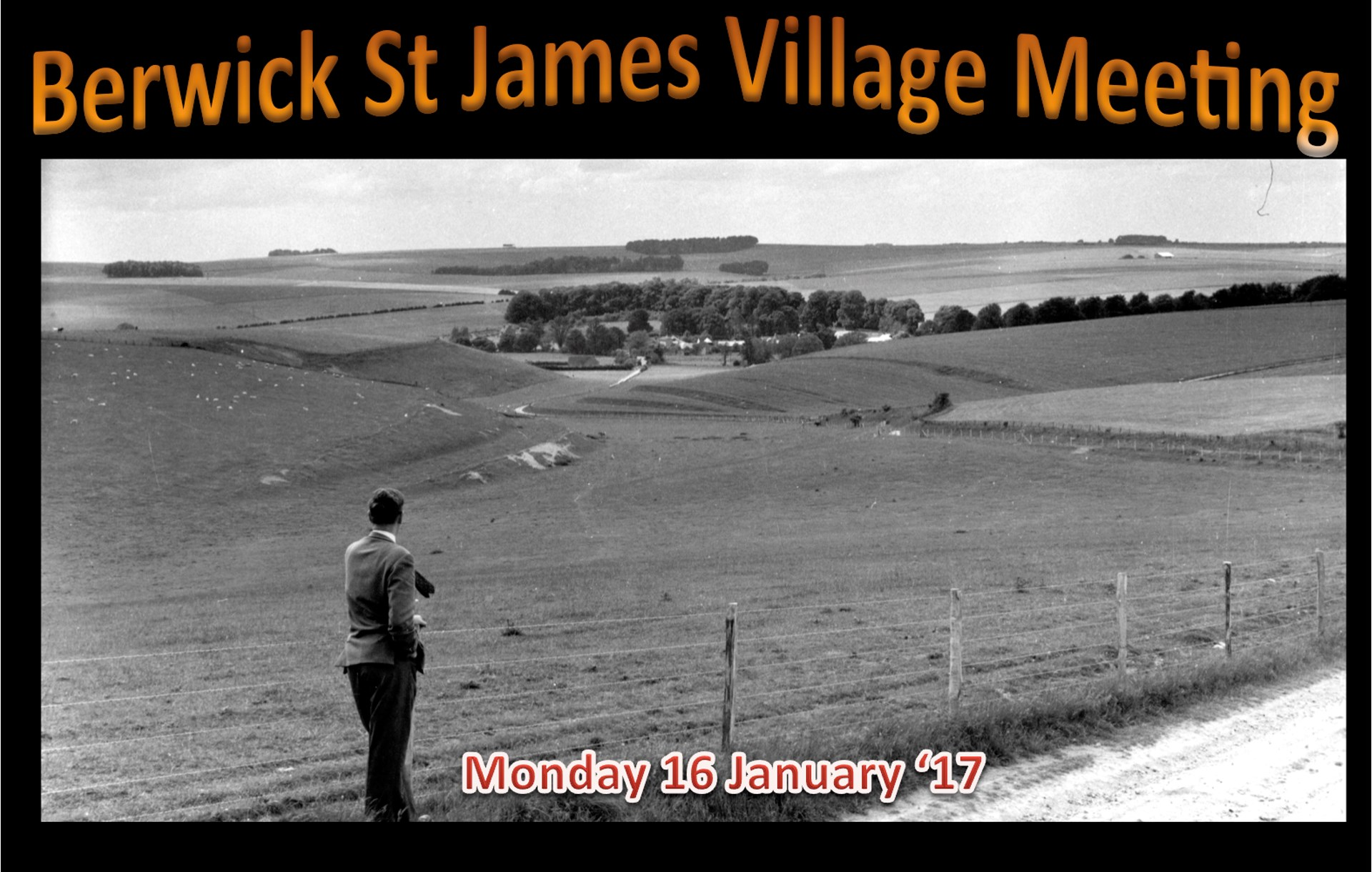 Berwick St James Parish Community Village Meeting - 16 January '17