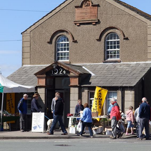 Gallery, Brough Farmers' Market