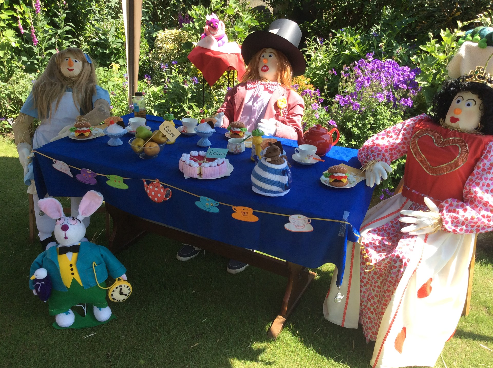 Market Bosworth Bowls Club Scarecrow Trail June 9th – 13th 2018