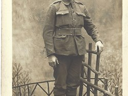 Pte James Liley killed in action 26th September 1916 age 26