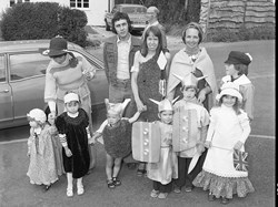 Boughton Monchelsea Parish Council Photos from the 1970's