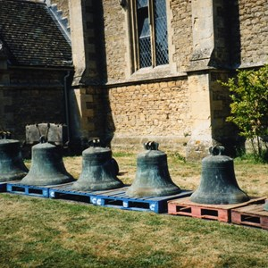 St James' Church Bells