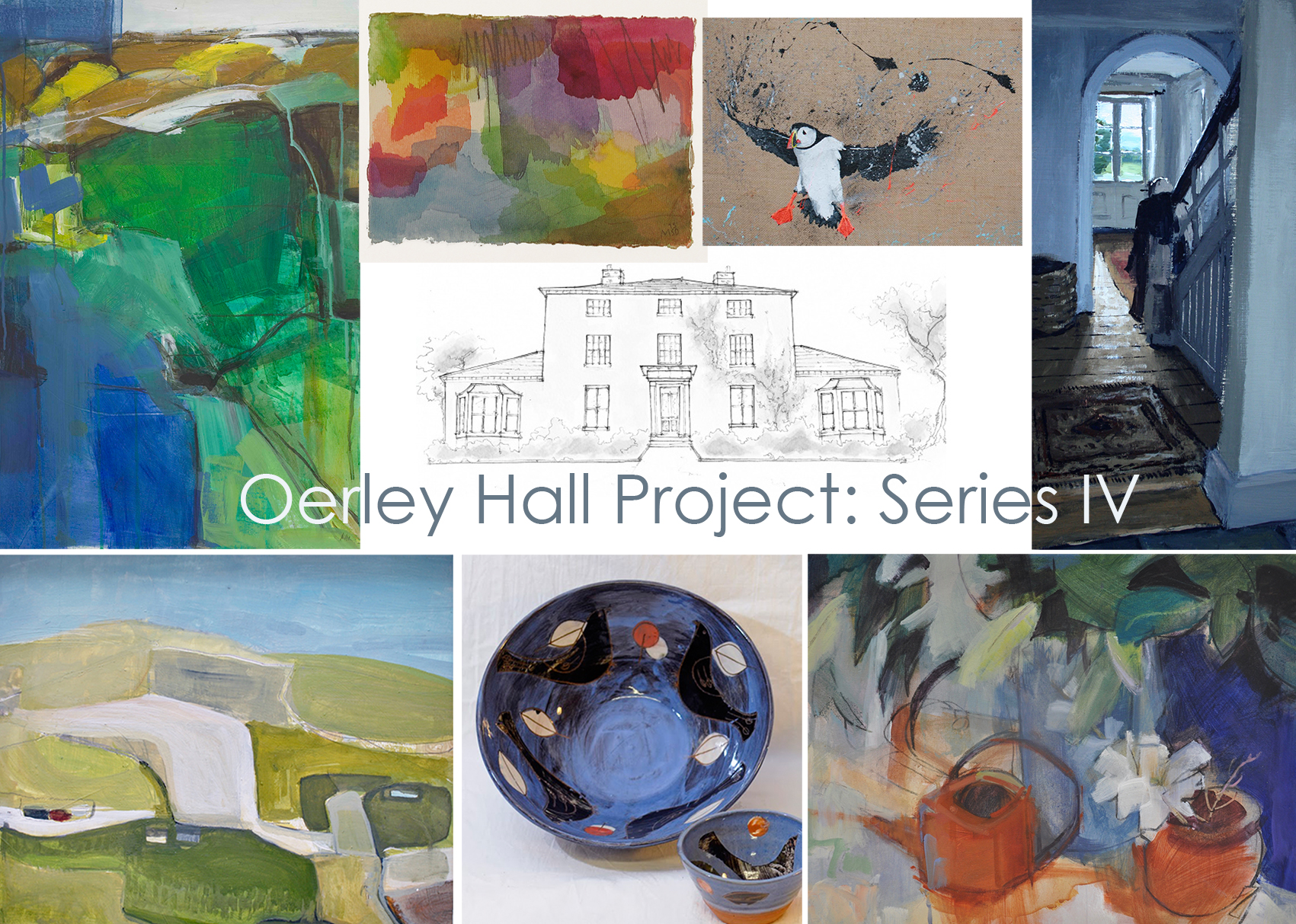 Oerley Hall Project OH Project Series IV