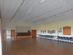 Main activity room