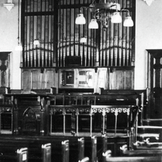 Interior Baptist Church, Salterforth