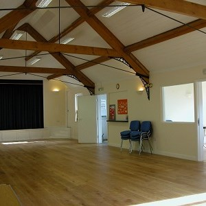 The Main Hall - West Bagborough Village Hall