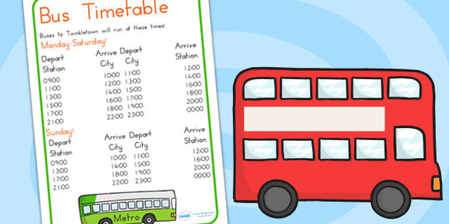 Bomere Heath Parish Council Bus Times