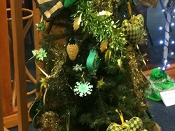 Collingham Womens Institute Christmas Tree Celebration - 2015