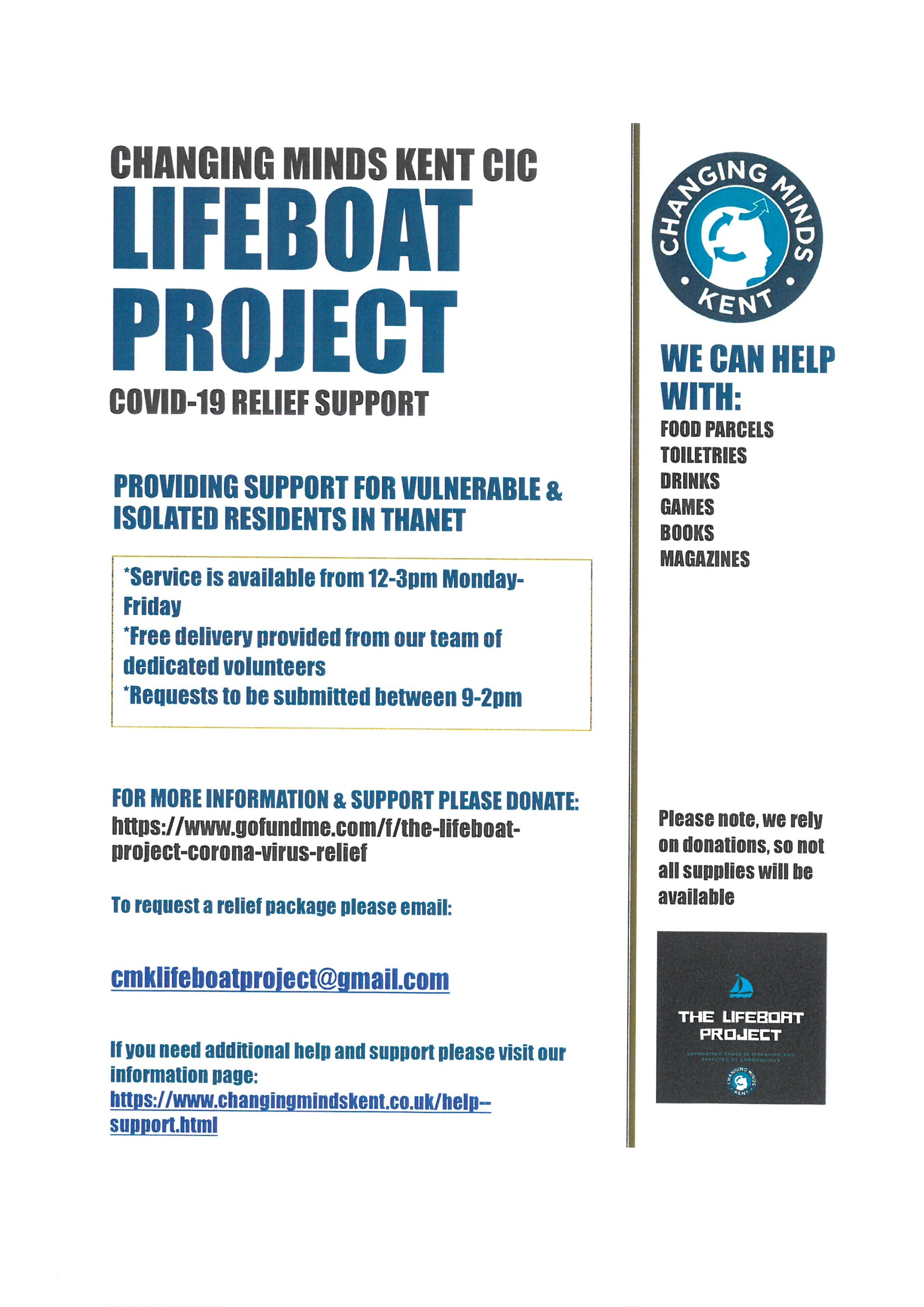 Lifeboat Project