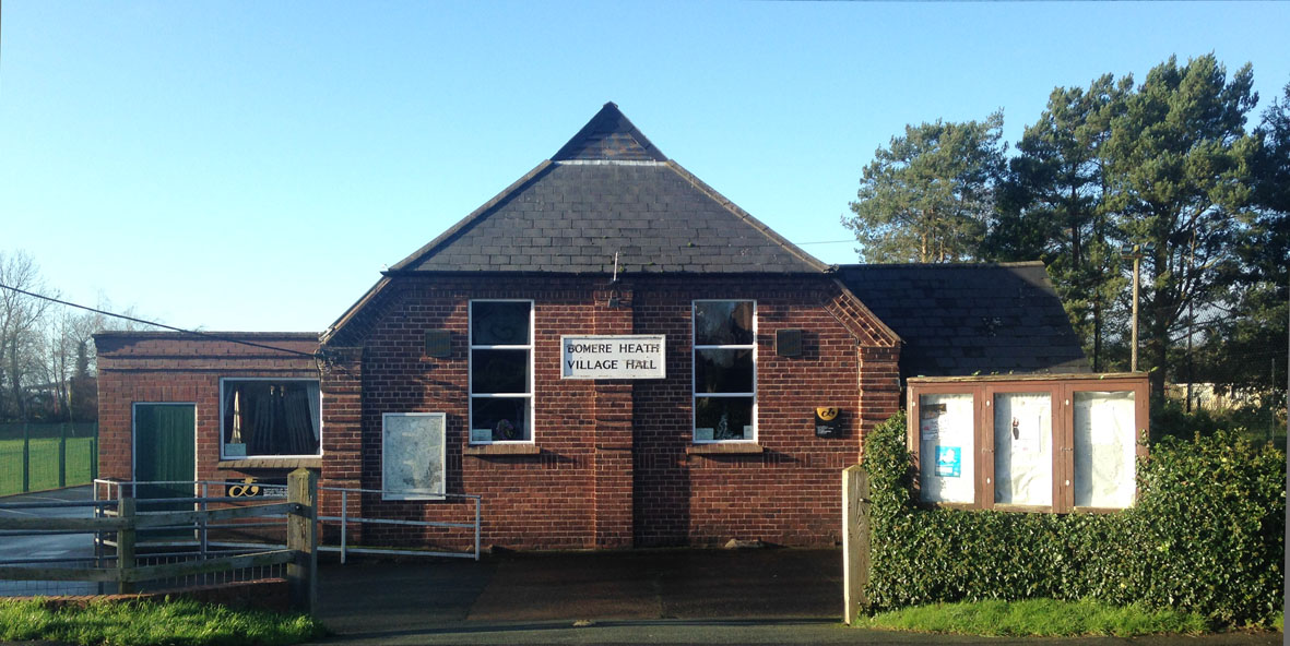 Bomere Heath Village Hall