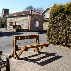 The Village Stocks