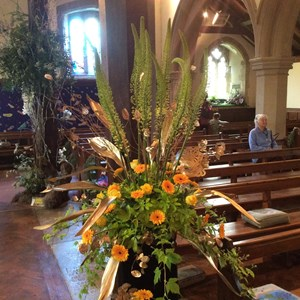 All Saints Flower Festival 2016
