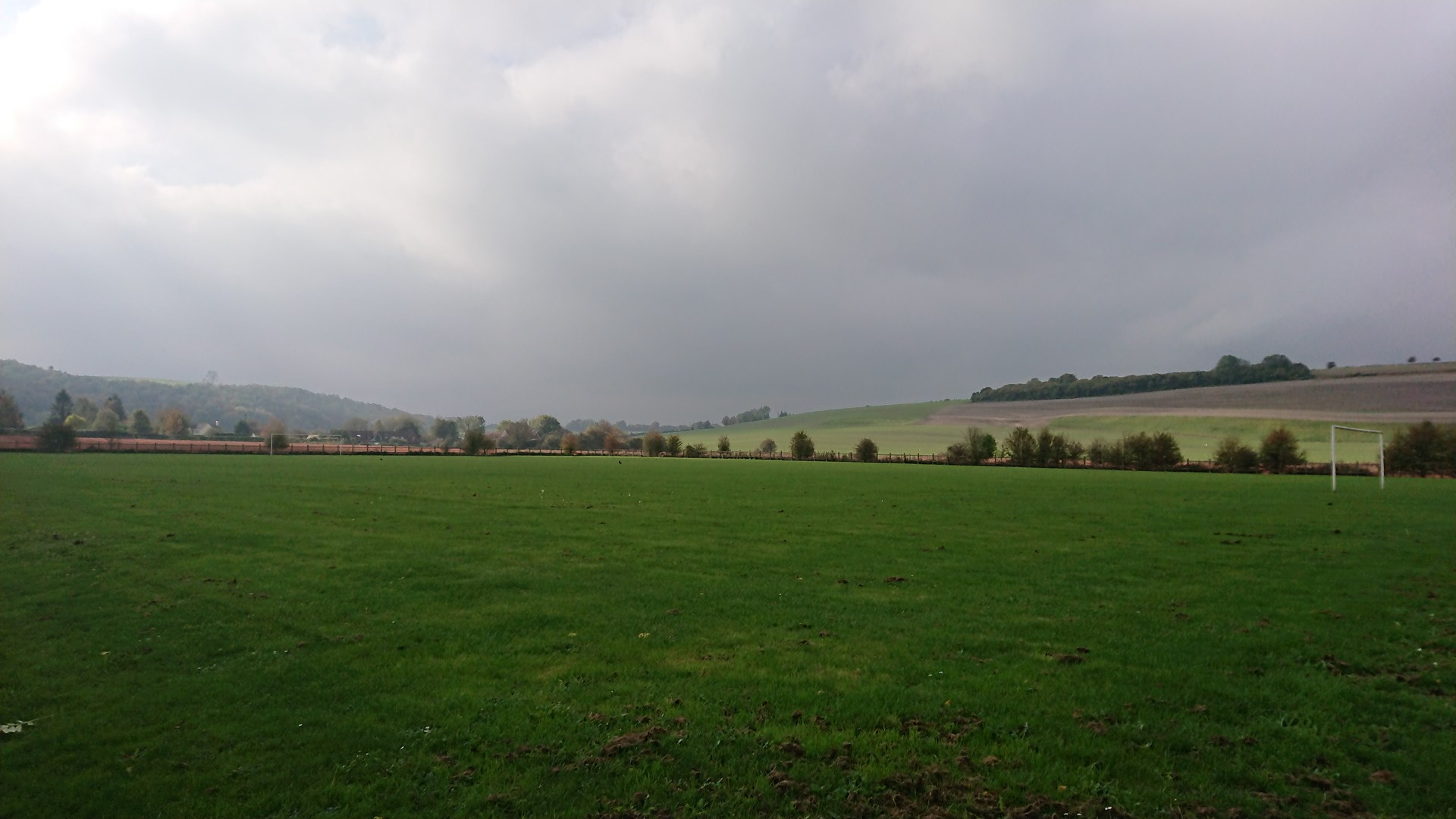 East Meon Parish Council Football Pitch