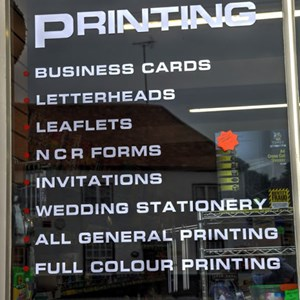 Gallery, Paynes Printers & Stationers