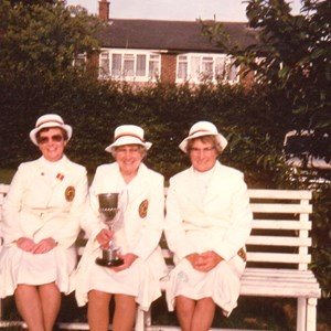 County Benevolent Triples Winners 1978