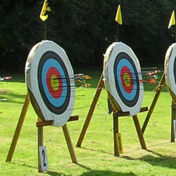 Shooting times, Overton Black Arrows