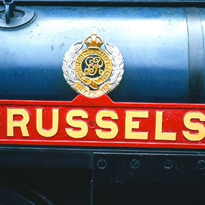 WD118 Brussels (Hunslet Austerity 0-6-0ST)