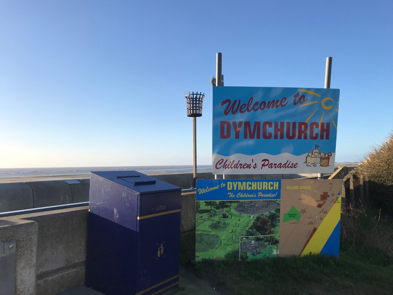 Dymchurch Parish Council Assets & Amenities Group