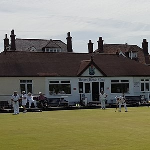 Westbrook Bowls Club 2019 06 01 Match At Thanet