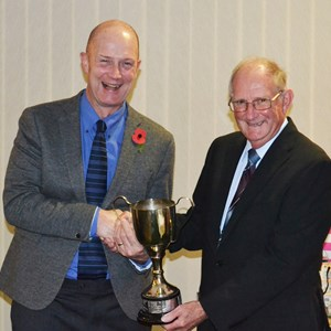 Glenn Love, League Winning EBF A Team Captain