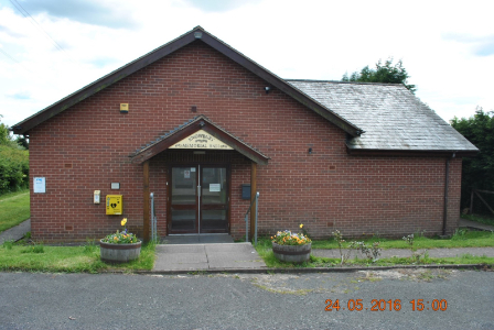 Knowbury Memorial Hall