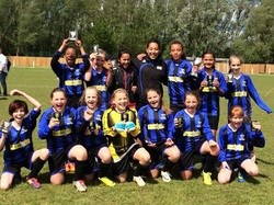About Us, Bedford Ladies & Girls Football Club