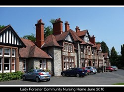 Lady Fotrester Nursing Home 2010