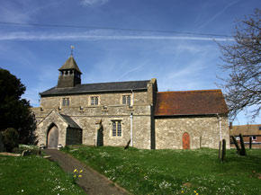 All Saints Parish Church, Allhallows