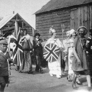 Village Jubilee Pageant, 1935